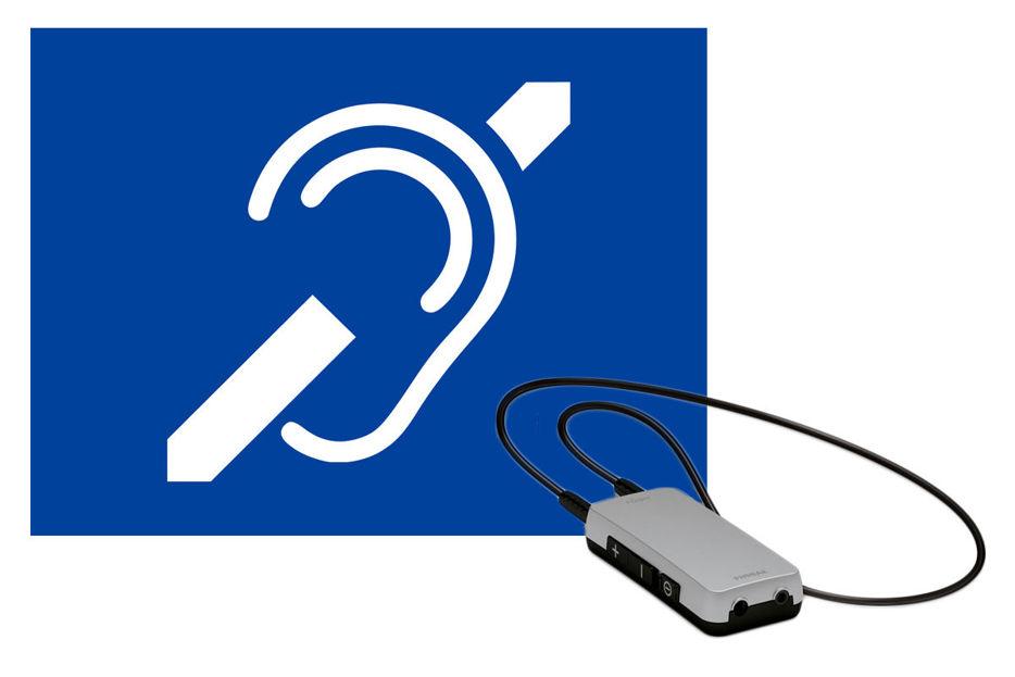 Bruk av Phonak som digital, trådløs teleslynge