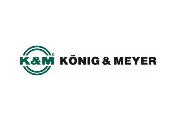 Bilde av DEMOVARE:K&M 214/6 | Høyttalerstativ tripod, sort, 50kg